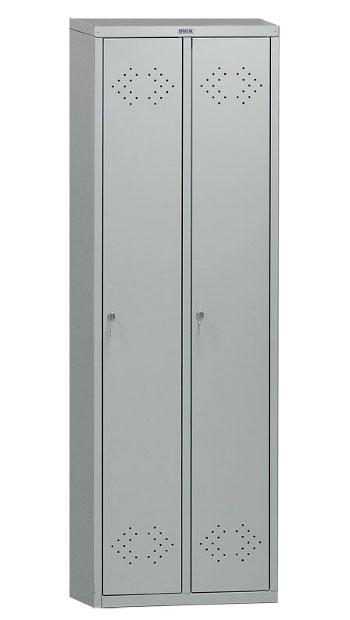 Шкаф металлический для одежды LS - 21