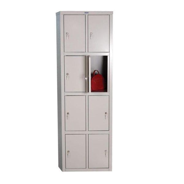 Шкаф металлический для сумок LS - 24