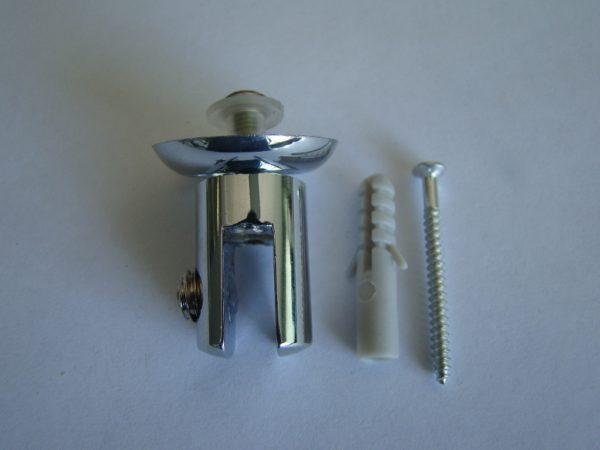 Полкодержатель 16-02 (стекло 6 мм)