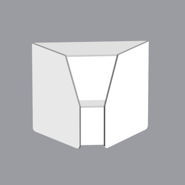 3.0. Прилавок внутреннего угла A-4