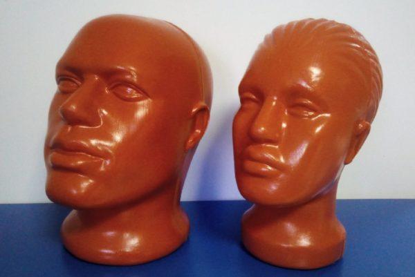 Голова женская/мужская