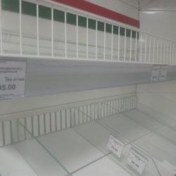 Ценникодержатель DBR 60*1000 прозрачный
