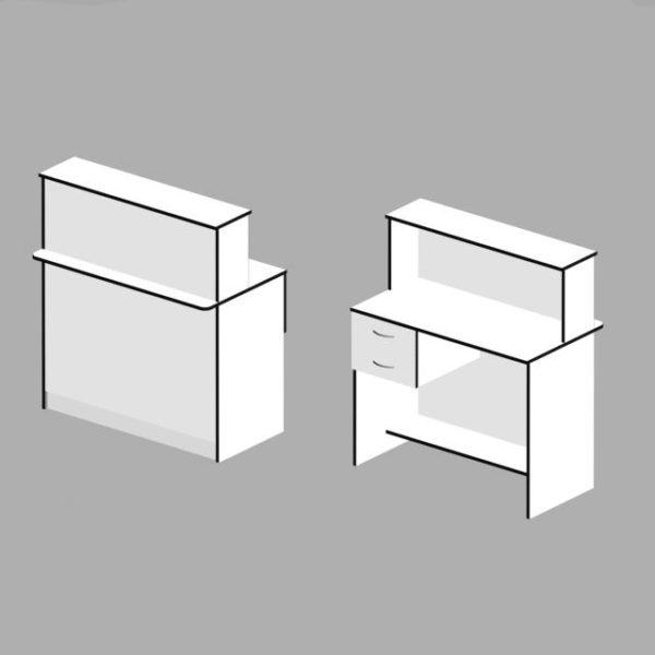 2.2. Стол для ККТ П-21